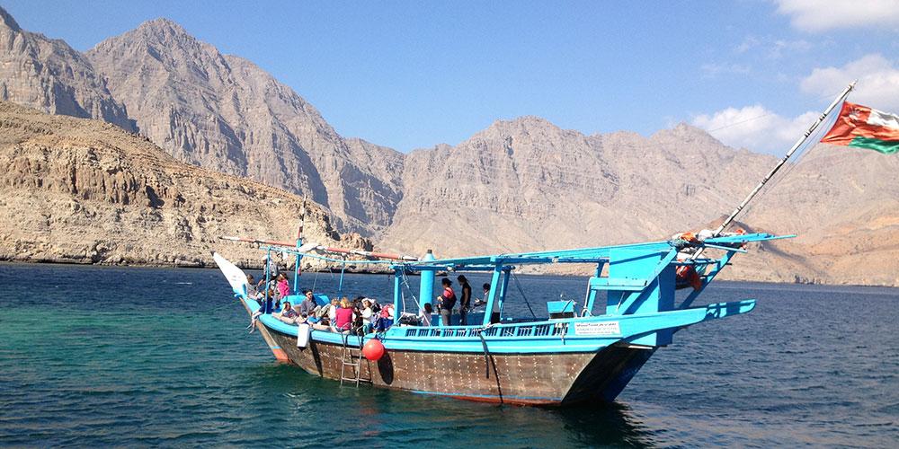 Dhow Cruise Musandam Oman