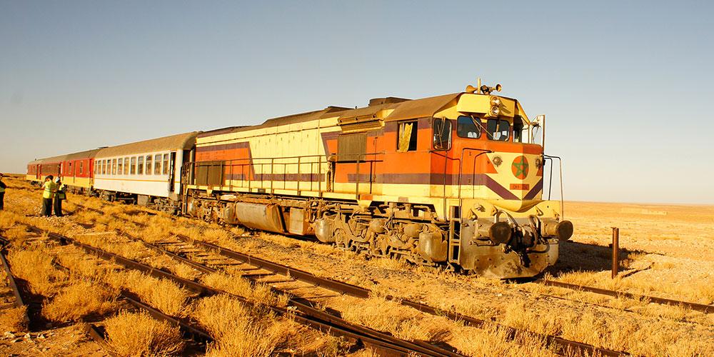 Desert Express, Morocco