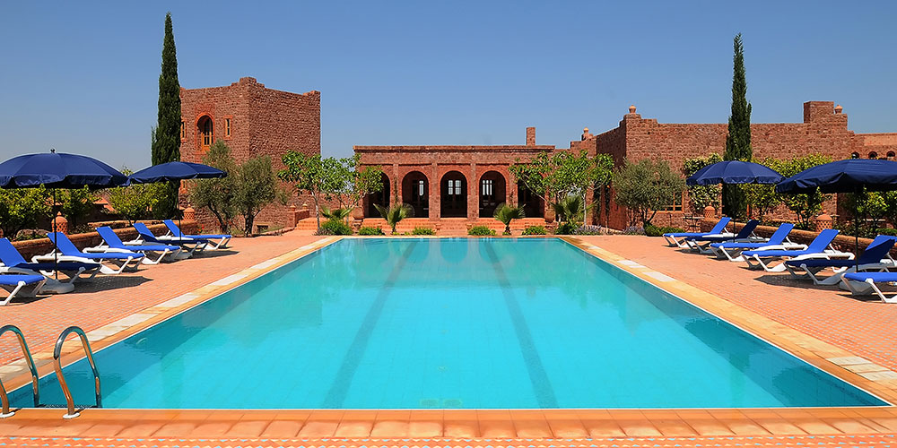 Kasbah Angour, Atlas Mountains, Morocco