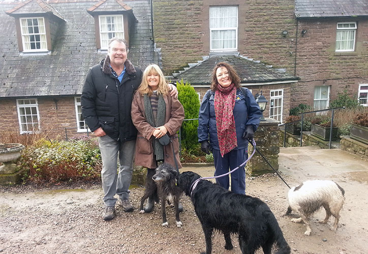 Travel Dog PR blog - The Dog Friendly Pilgrim Hotel